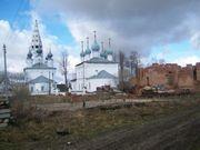 Казанский мужской монастырь - Кузнецово - Шуйский район - Ивановская область