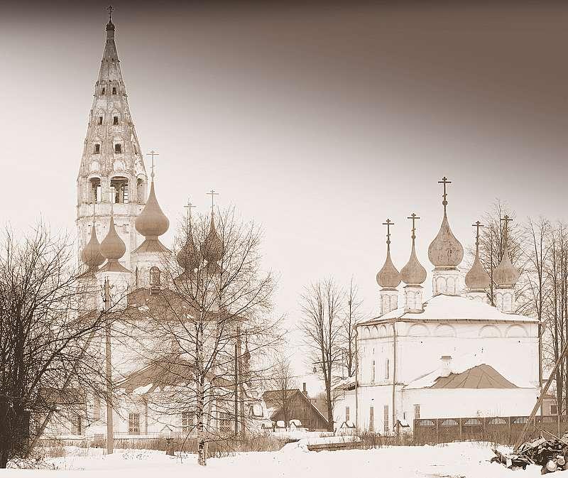 Казанский мужской монастырь, Кузнецово