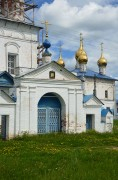 Кузнецово. Казанский мужской монастырь