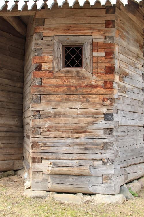 Тверская область, Торжокский район и г. Торжок, Василёво. Музей деревянного зодчества. Церковь иконы Божией Матери