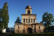Введенский монастырь. Церковь Екатерины и Августы - Тихвин - Тихвинский район - Ленинградская область