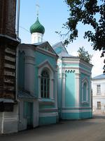 Церковь Александра Невского при Духовном училище - Шуя - Шуйский район - Ивановская область