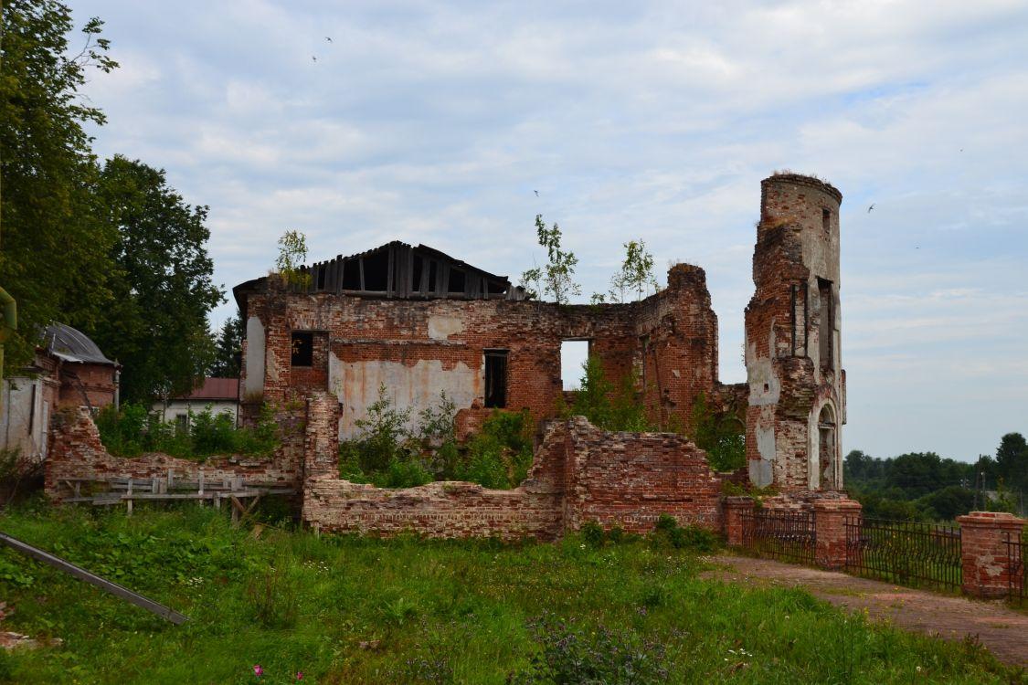 тотемский район село успенье фото когда