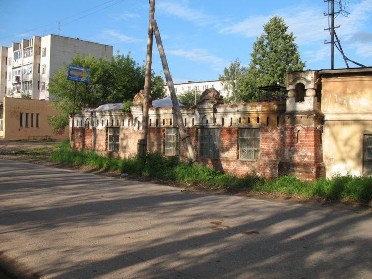 Всехсвятский единоверческий женский монастырь, Шуя