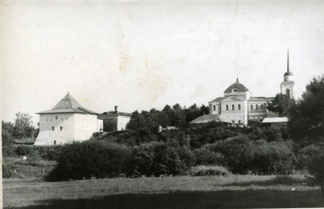 Смоленская область, Вяземский район, Вязьма. Аркадиевский монастырь, фотография. архивная фотография