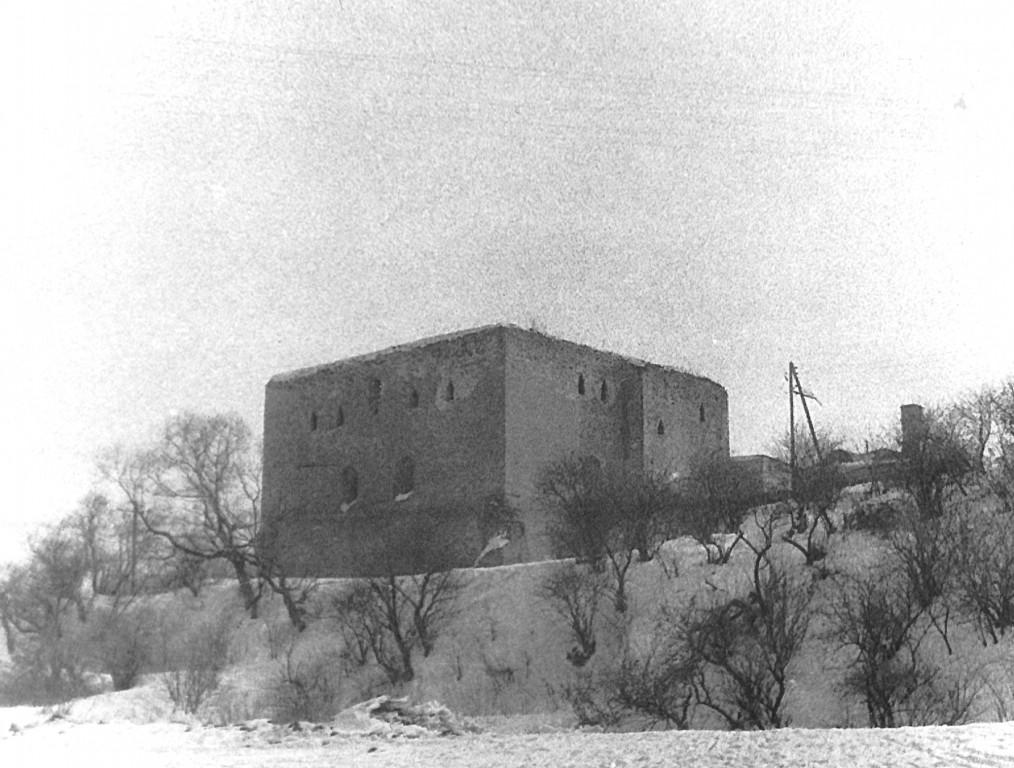 Смоленская область, Вяземский район, Вязьма. Аркадиевский монастырь, фотография. архивная фотография, до реставрации