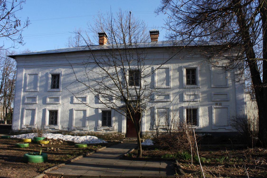 Смоленская область, Вяземский район, Вязьма. Аркадиевский монастырь, фотография. фасады