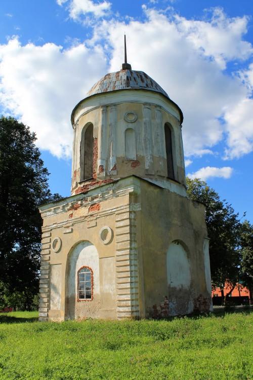 Колокольня церкви Покрова Пресвятой Богородицы, Покровское (Чисменского с/о)