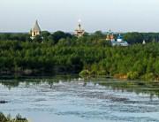 Троицкий Густынский монастырь - Густыня - Прилуцкий район - Украина, Черниговская область