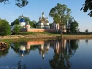 Украина, Черниговская область, Прилуцкий район, Густыня, ??оицкий Густынский монастырь