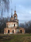Фряньково. Николая Чудотворца, церковь