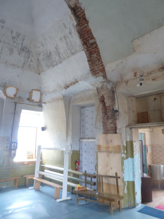 Церковь Спаса Нерукотворного Образа, Уфа