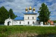Кузнецово. Успенско-Казанский мужской монастырь. Церковь Казанской иконы Божией Матери