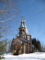 Церковь Бориса и Глеба - Никульчино - Слободской район - Кировская область