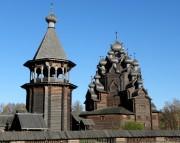 Невский Парклесхоз. Покрова Пресвятой Богородицы, церковь