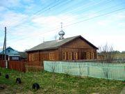 Соболево. Воскресения Христова, церковь