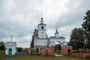 Церковь Спаса Преображения - Поводнево - Мышкинский район - Ярославская область