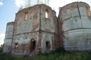 Церковь Троицы Живоначальной - Покровское - Сокольский район - Вологодская область