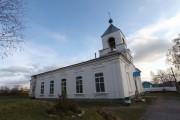 Церковь Покрова Пресвятой Богородицы - Сазоново - Чагодощенский район - Вологодская область
