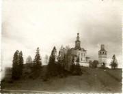 Церковь Благовещения Пресвятой Богородицы - Мишуково (Вожбал) - Тотемский район - Вологодская область
