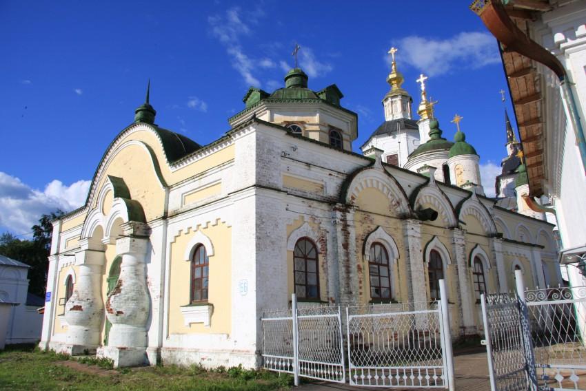 Собор Иоанна Устюжского на Соборном дворище, Великий Устюг