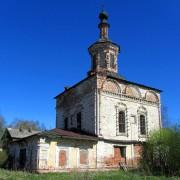 Церковь Антония и Феодосия Печерских - Великий Устюг - Великоустюгский район - Вологодская область