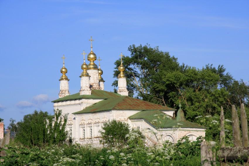 Церковь Жён-мироносиц, Великий Устюг
