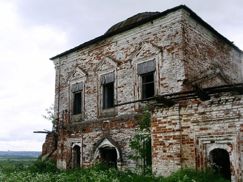 Церковь Спаса Нерукотворного Образа, Морозовица