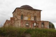 Церковь Спаса Нерукотворного Образа - Морозовица - Великоустюгский район - Вологодская область
