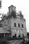 Церковь Тихвинской иконы Божией Матери - Стрига - Великоустюгский район - Вологодская область