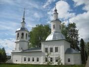 Бобровниково. Владимирской иконы Божией Матери, церковь