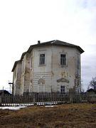 Церковь Богоявления Господня - Городищна - Нюксенский район - Вологодская область