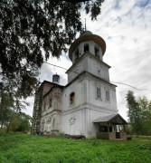 Церковь Илии Пророка - Чаромское - Шекснинский район - Вологодская область