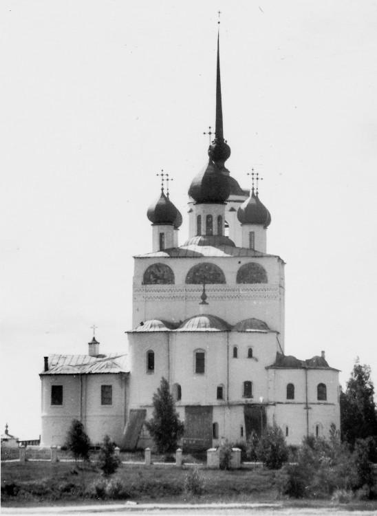 Собор Благовещения Пресвятой Богородицы, Сольвычегодск
