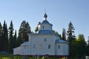 Церковь Богоявления Господня - Туровец - Котласский район и г. Котлас - Архангельская область