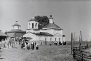Туровец. Храмовый комплекс. Церкви Успения Пресвятой Богородицы и Богоявления Господня