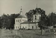 Церковь Троицы Живоначальной - Красноборск - Красноборский район - Архангельская область