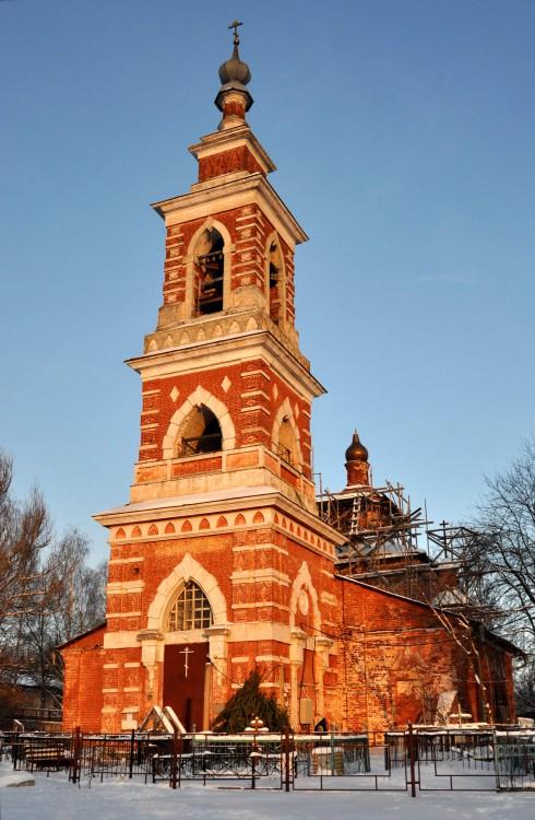 Церковь Рождества Христова в Варварине, РњРѕСЃРєРІР°