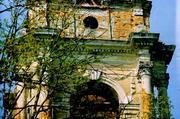 Церковь Спаса Нерукотворного Образа в Воронове - Москва - Троицкий административный округ (ТАО) - г. Москва