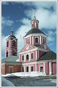 Церковь Покрова Пресвятой Богородицы - Юдановка (Покровское) - Троицкий административный округ (ТАО) - г. Москва