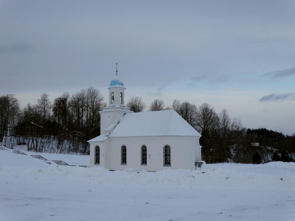 Покрово-Тервенический женский монастырь. Часовня иконы Божией Матери