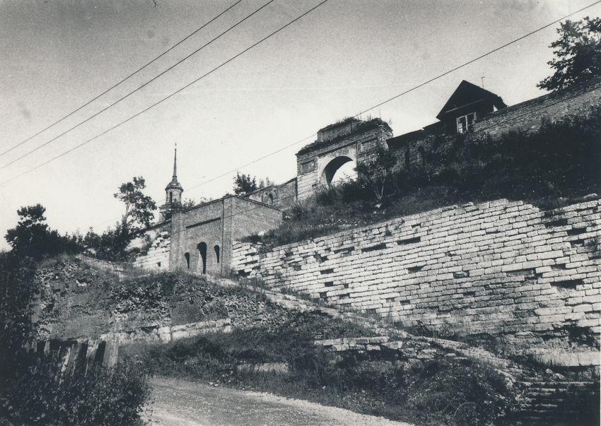 Знаменский монастырь, Елец