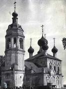 Церковь Воскресения Словущего - Лахость - Гаврилов-Ямский район - Ярославская область