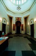 Часовня Тихвинской Иконы Божией Матери при Колпинском морге - Колпино - Санкт-Петербург, Колпинский район - г. Санкт-Петербург