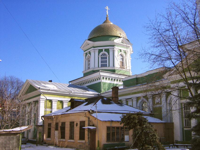 Собор Троицы Живоначальной, Одесса