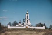 Погост-Крест. Монастырь Животворящего Креста Господня. Церковь Воздвижения Креста Господня