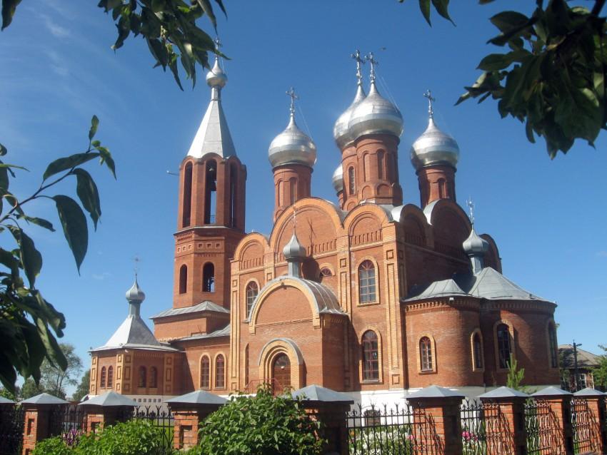 Церковь Всех Святых, в земле Российской просиявших, Кирово-Чепецк