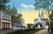Спасо-Вифанский монастырь - Сергиев Посад - Сергиево-Посадский городской округ - Московская область
