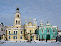 Кафедральный собор Николая Чудотворца - Казань - Казань, город - Республика Татарстан