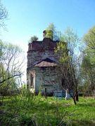 Церковь Ильи Пророка - Чуркино - Юрьевецкий район - Ивановская область